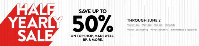 3b16584e36940 Ends Today: Nordstrom Half Yearly Sale: Save Up To 60% Off Ecco, UGG, Cole  Haan, Tory Burch, And More!