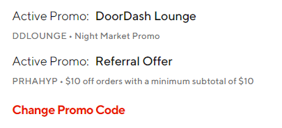 HOT! New DoorDash Customers Save $25 Off $25, Existing