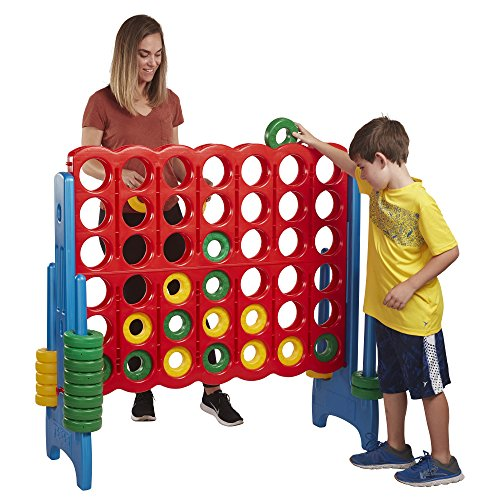 671bf79dd52e0 ECR4Kids Jumbo 4-To-Score Giant Game Set For $149.99 Shipped From ...