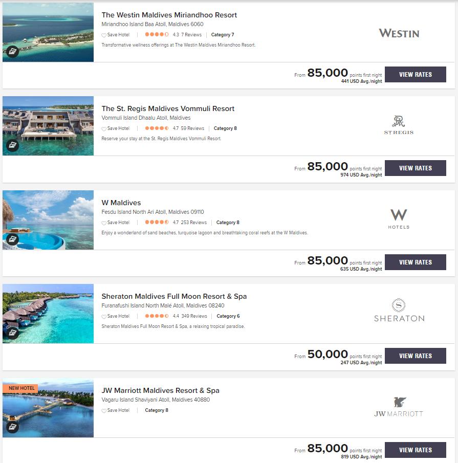 Jw Marriott Maldives Offering Overwater Pool Villas For Just