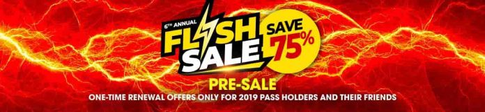 Six Flags Annual Season Pass 75% Off Flash Sale! - DansDeals com