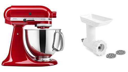 Today Only Kitchenaid 5qt Artisan Stand Mixer With Food