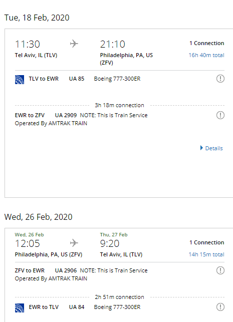 United Fly From Tel Aviv To The Us For Just 421 Round Trip Dansdeals Com