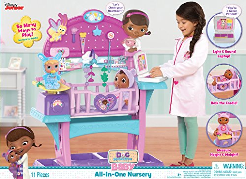 Doc Mcstuffins Baby All In One Nursery Toy For 39 79 Shipped From Amazon Dansdeals Com