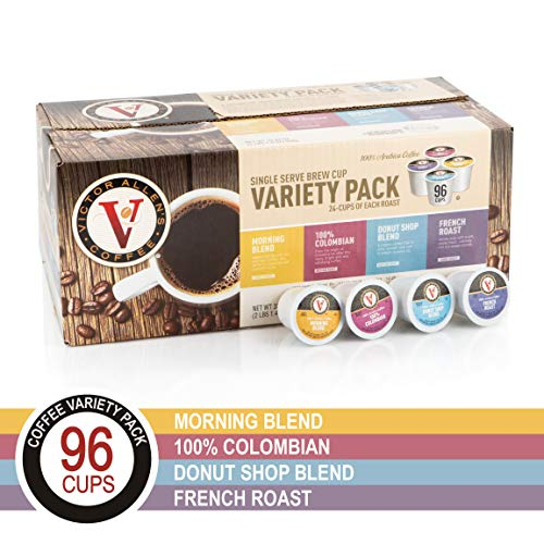 96 Pack Of Victor Allen S Variety Pack Of K Cups For Just 14 26 15 94 From Amazon After 22 Price Drop Dansdeals Com